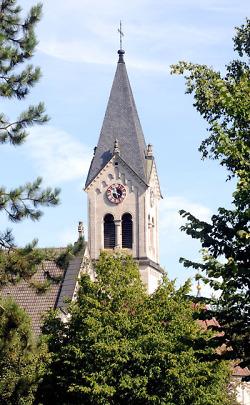 "Katholische Pfarrkirche ""Herz Jesu"""