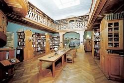 The Art Nouveau library