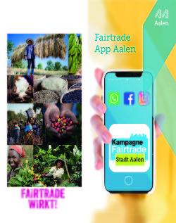 Fairtrade App - Flyer 1