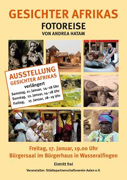 Ausstellung: Gesichter Afrikas