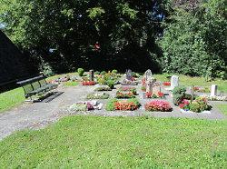 Friedhof Dewangen
