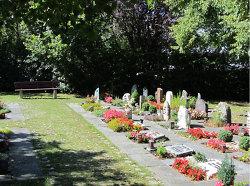 Friedhof Unterrombach/Hofherrnweiler