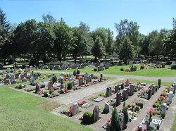 Friedhof Wasseralfingen