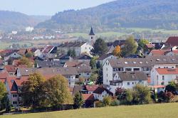 Ortsansicht Unterrombach