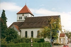 Katholische Pfarrkirche Dewangen Mariä Himmelfahrt