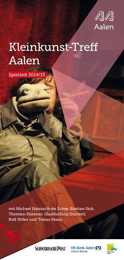 Kleinkunst-Treff 2014/2015