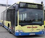 Linienbus der OVA