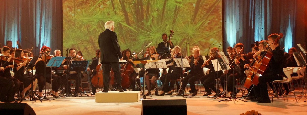 Junges Kammerorchester 2013 in Cervia