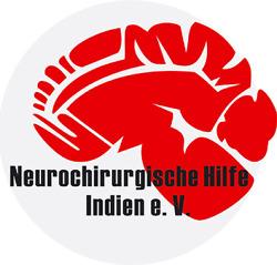 Neurochirurgische Hilfe Indien Logo