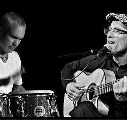 Duophonic - Peter Fessler und Alfonso Garrdio