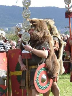 Römer in Aalen