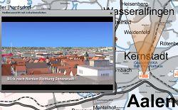 Screenshot 3D-Visualisierung