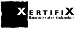 Fairtrade - Xertifix Natursteine ohne Kinderarbeit