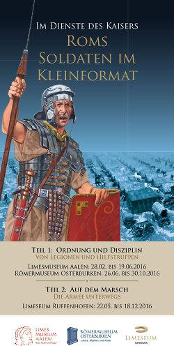 Im Dienste des Kaisers ? Roms Soldaten im Kleinformat