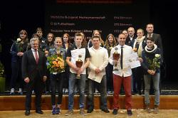 Sportlerin und Sportler, Mannschaft und Nachwuchstalent 2013