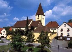 St. George Church in Hofen