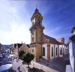 Stadtkirche Aalen