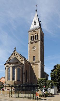 Katholische Pfarrkirche St. Stephanus