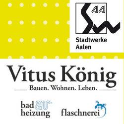 Vitus König und Stadtwerke Aalen